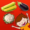 Montessori legumes icon