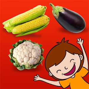 Montessori vegetables for PC and MAC