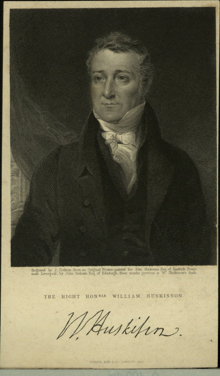 Huskisson William Mp