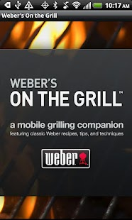 Weber's On the Grill™ - screenshot thumbnail