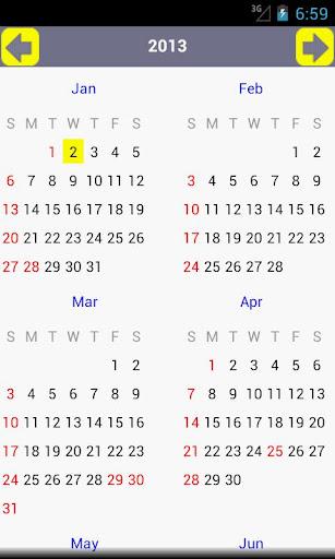 免費下載生產應用APP|馬年日曆 2014 app開箱文|APP開箱王