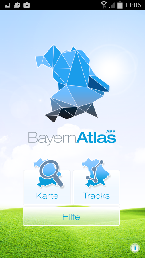 BayernAtlas-App- screenshot