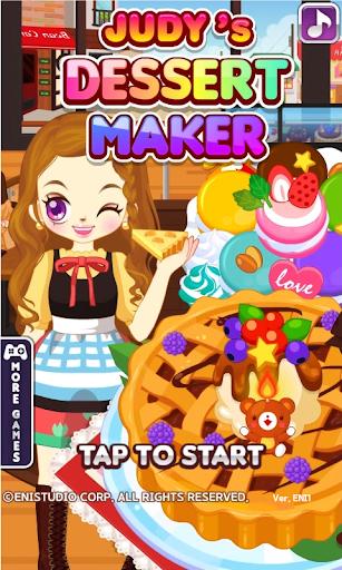 Judy's Dessert Maker - Cook