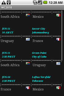 World Cup 2010 Easy Access - screenshot thumbnail