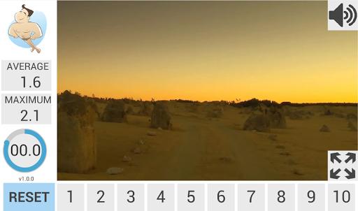 Desert Walk Breathing Games