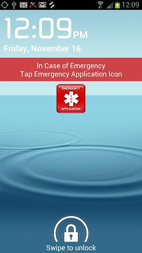 In Case of Emergency ICE