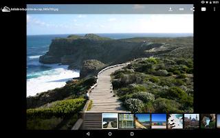Screenshot of B'dom Cloud
