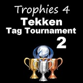 Trophies 4 Tekken Tag 2