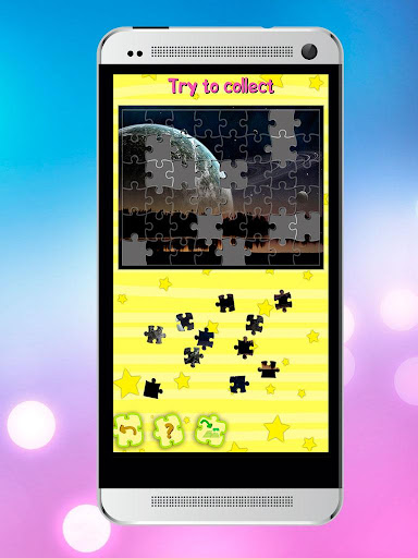 My Space: Magic Puzzle for Kid