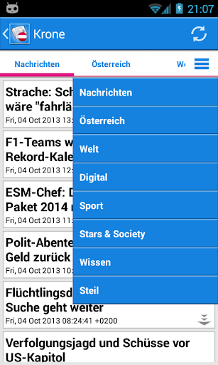 【免費新聞App】Österreich News-APP點子
