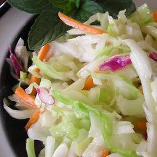 Coleslaw with Caraway Vinaigrette Recipe