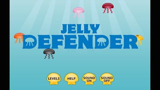 Jelly Defender- screenshot thumbnail
