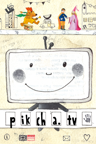 pikcha.tv HD:Bilderbuch-Filme