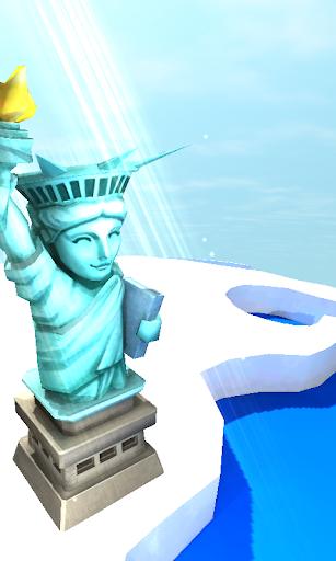 自由女神像3D動態壁紙免費