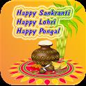Makar Sankranti, Pongal, Lohri icon