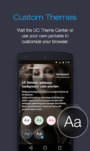 UC Browser pour Android- screenshot thumbnail
