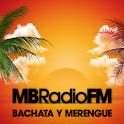 Bachata Radio 24/7 logo