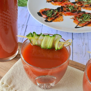 Gazpacho Cocktail