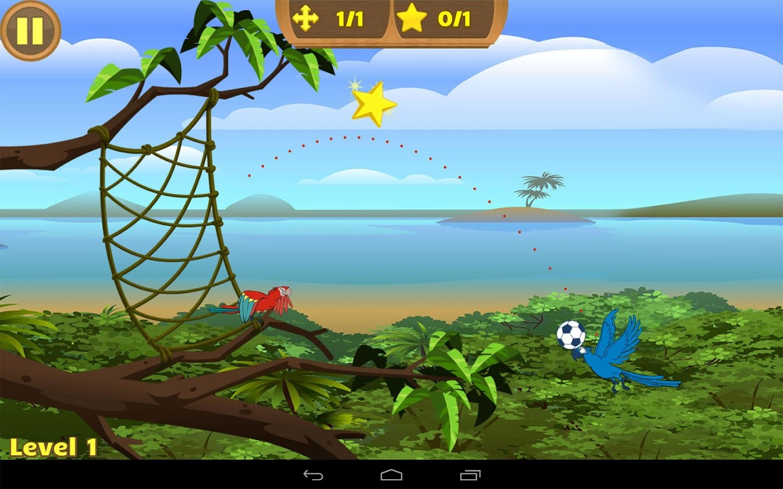 RIO 2 Sky Soccer!- screenshot