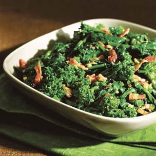 Broccoli Rabe with Pancetta and Garlic