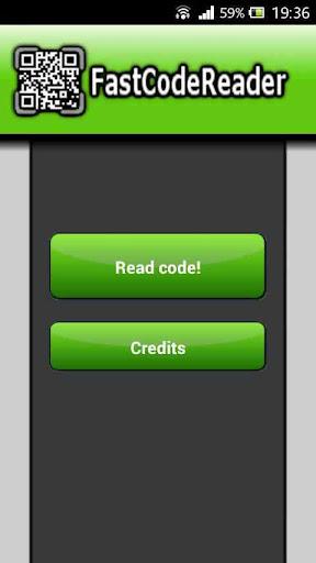 Fast Code Reader