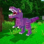 Dino Craft - Minecraft Style