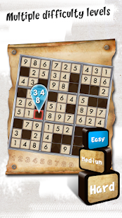 Sudoku Master plus Solver Hint - screenshot thumbnail
