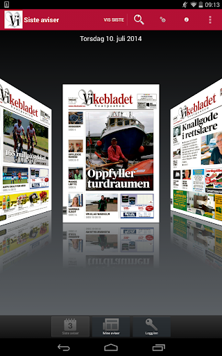 Vikebladet Vestposten eAvis