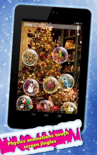 Xmas New Year Live Wallpaper