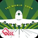 101 WorldTour logo
