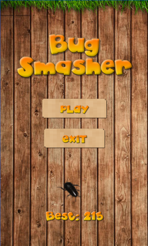 Best Bug Smasher- screenshot