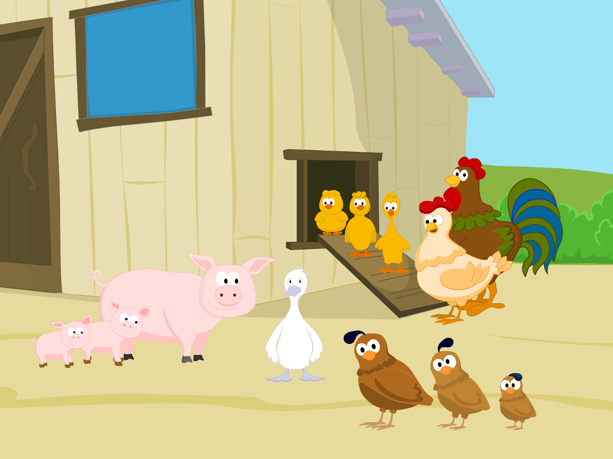 Animal Farm Fun- screenshot