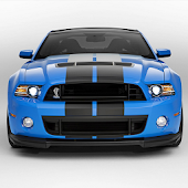 FORD  MUSTANG SHELBY  LiveLWP