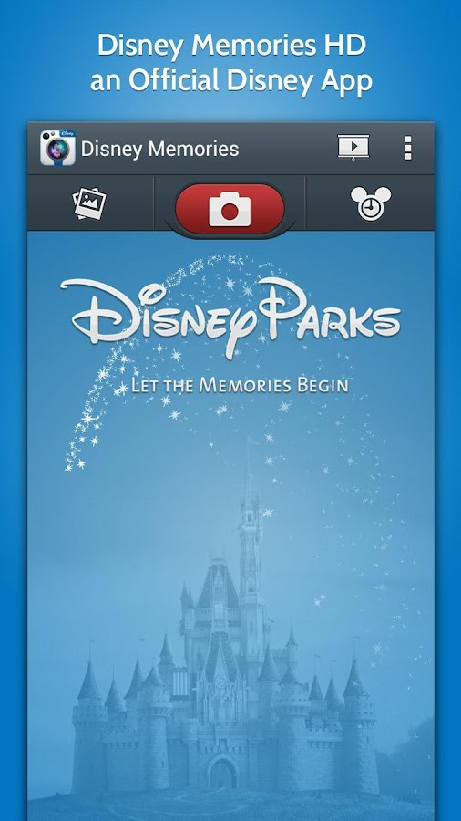 Disney Memories HD - screenshot