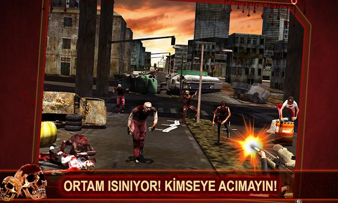 Zombi Avı - screenshot