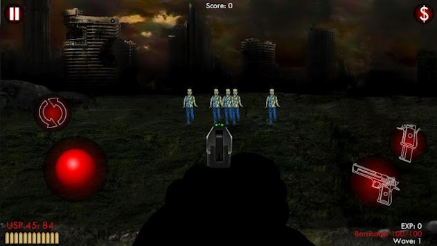 Dead Defense apk screenshot