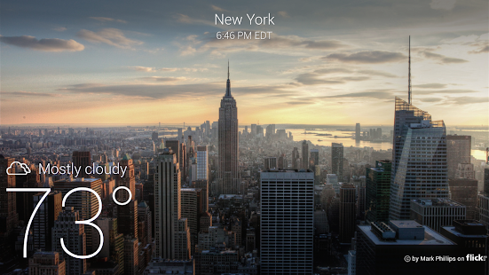 Yahoo Weather Screenshot 32