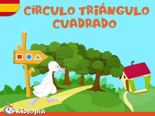 Círculo Triángulo Cuadrado