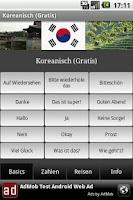 Screenshot of Talk Korean (Free)