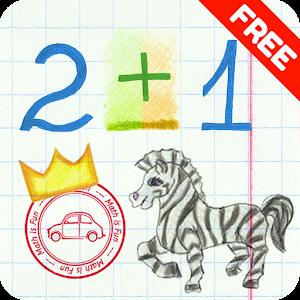 Math Is Fun Kids (2-7 лет)