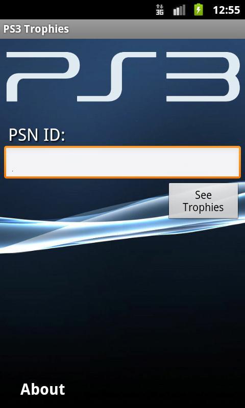 PSN Trophies - screenshot