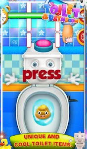 Toilet & Bathroom Fun Games v3.1.2