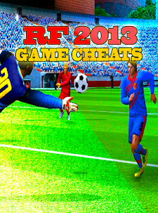 Real Football 2013 Top Cheats - screenshot thumbnail