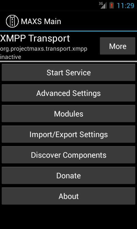 MAXS Module Clipboard- screenshot