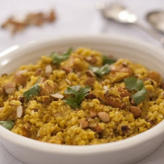 Chicken And Couscous Tagine.