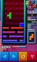 Screenshot of ZipTrix