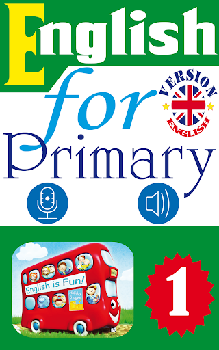 English for Primary 1 English
