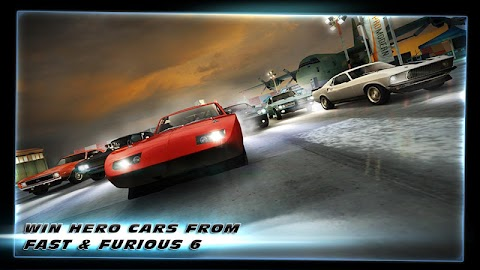Fast & Furious 6: The Game Screenshot 2