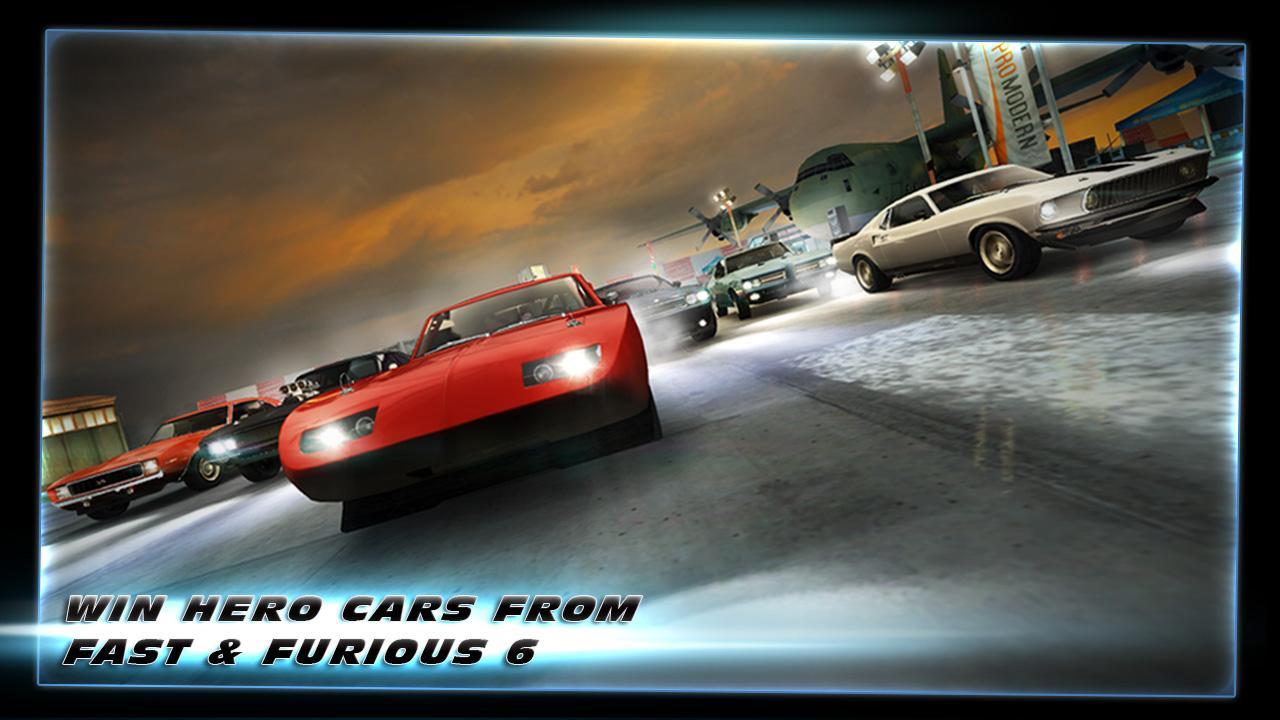 Fast & Furious 6: The Game screenshot #2