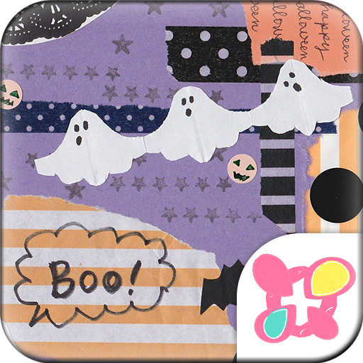 Collage Wallpaper Ghost Parade Icon